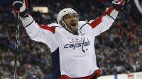 Овечкин повторил рекорд результативности НХЛ среди россиян
