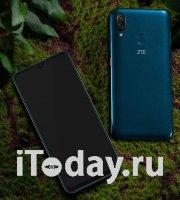 ZTE показала смартфон среднего уровня – Blade V10