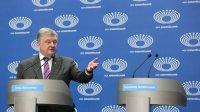 Зеленский не пришел на дебаты с Порошенко