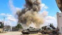 СМИ: Трамп иБолтон одобрили наступление сил Хафтара наТриполи