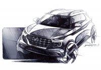 Hyundai показала внешность нового кроссовера (сюрприза не вышло)