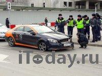 В Москве уходивший от погони водитель каршеринга убил человека
