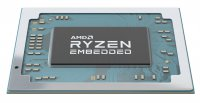 AMD анонсировала новый процессор Ryzen Embedded R1000