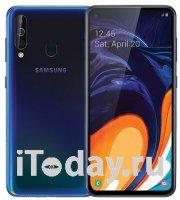 Samsung пополняет серию смартфонов Galaxy A новой моделью – A60