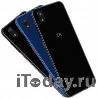 ZTE представила обновленный смартфон ZTE Blade A7 2019