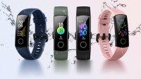 Huawei анонсировала новый фитнес-браслет Honor Band 5