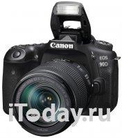 Canon выпустила две новые любительские камеры – зеркальную EOS 90D и беззеркальную EOS M6 Mark II