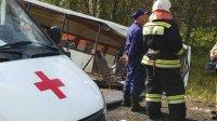 Число пострадавших в ДТП под Ярославлем возросло до 28 человек