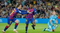 «Барселона» разгромила «Валенсию», Черышев сделал голевой пас