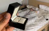 Женщина проглотила кольцо, испугавшись приснившихся грабителей