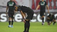 «Краснодар» потерпел разгромное поражение вматче Лиги Европы