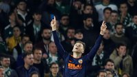 Гол Черышева принес победу «Валенсии»