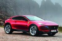 Первый в истории Ferrari кроссовер будет «чистокровным»