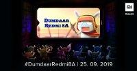 Redmi 8A представят 25 сентября