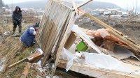 Наместе прорыва дамбы вКрасноярском крае нашли сейф сзолотом