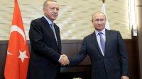 Переговоры Путина иЭрдогана продлились более шести часов