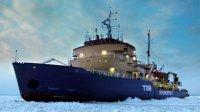 Сигнал SOS отледокола уберегов Норвегии объяснили случайностью