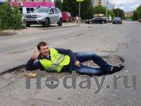 Самую непроезжую улицу России решили отремонтировать