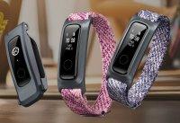 Huawei представила для российского рынка свой новый фитнес-браслет HONOR Band 5 Sport
