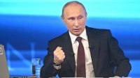 """Песков прокомментировал """"кулачный жест"""" Путина"""