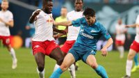 «Зенит» проиграл второй матч подряд вгруппе Лиги чемпионов