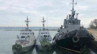 Помощник Зеленского рассказал овозвращении кораблей Россией