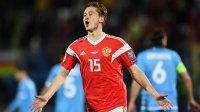 СМИ: «Ювентус» договорился отрансфере игрока сборной России