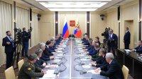 Путин рассказал оперспективах развития российской армии