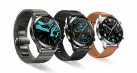 HUAWEI WATCH GT 2 — умные часы с мощной батареей