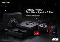 Samsung Galaxy Note10+ Star Wars – фаблет в стиле «Звёздных войн»