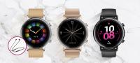 В России стартовали предзаказы на умные часы Huawei Watch GT 2 (42 мм)