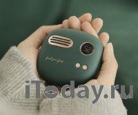 Xiaomi выпустили портативное зарядное устройство с подогревом для рук