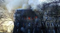 Число погибших припожаре водесском колледже выросло дочетырех