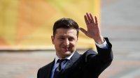 Зеленский поделился ожиданиями отвстречи сПутиным вПариже
