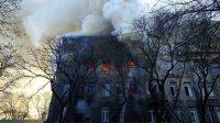Число погибших припожаре вколледже вОдессе выросло до12