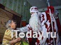 Фонд В«Старость в радостьВ» собирает 45 тысяч новогодних подарков для пожилых людей