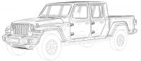 Jeep привезет в Россию пикап Gladiator