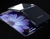 Samsung показал дизайн складного смартфона Galaxy Z Flip