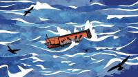 Как советские солдаты пережили 49-дневный дрейф в Тихом океане