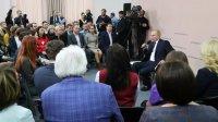Путин пошутил натему способностей Кудрина «вовсех науках»