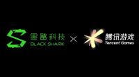 Black Shark заключила соглашение с игровым издателем Tencent Games