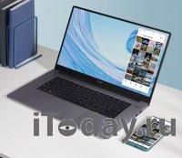 Huawei выводит на российский рынок новую серию ультралёгких ноутбуков HUAWEI MateBook D 14 и MateBook D 15