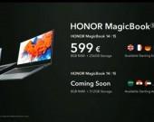 Honor выпускает в продажу ноутбуки MagicBook 14 и MagicBook 15 с Ryzen 5 3500U
