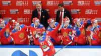Российские хоккеисты пропустили пять шайб от шведов в Евротуре