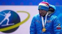 Российский биатлонист выиграл бронзу вгонке преследования наЧМ