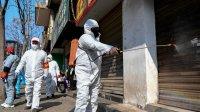 ВКитае ввели смертную казнь засокрытие коронавируса