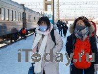 РЖД из-за коронавируса отменила все пассажирские поезда в Китай