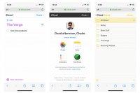 Apple обновила сайт iCloud.com, изменив интерфейс для мобильных устройств