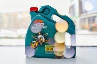 Castrol представила новое «городское» моторное масло