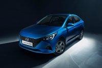 Рестайлинг Hyundai Solaris: первые официальные фото
